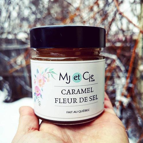 Pot de caramel à la fleur de sel ( 250ml )