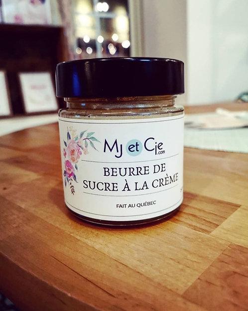 Beurre de sucre à la crème (250 ml)
