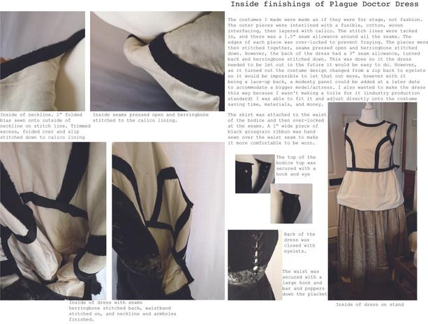Inside of Garment