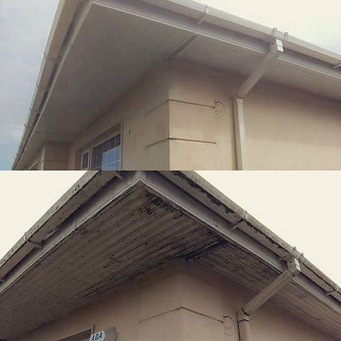 Example - How should looks like Fascia/Soffit