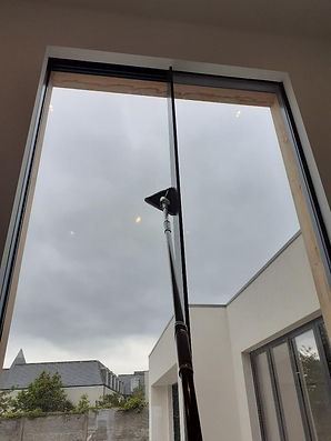 Window Cleaning Inside
