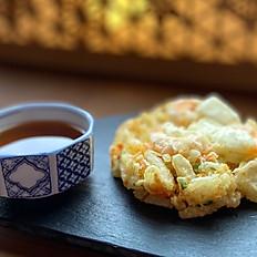 Seafood Kakiage