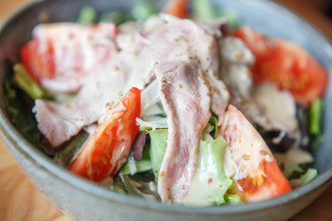 豚しゃぶサラダ / Butashabu salad