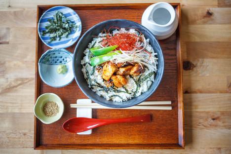タレ焼き鳥丼 / Tare yakitori Don