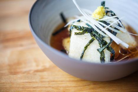 揚げ出し豆腐 / Agedashi tofu
