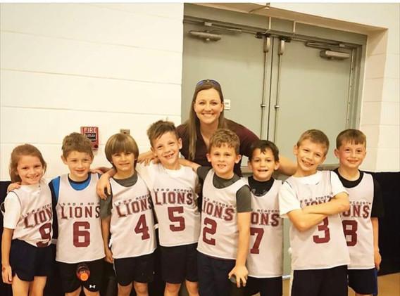 1st 2nd Grade A Team