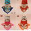 Thumbnail: 90 inch square silk scarves