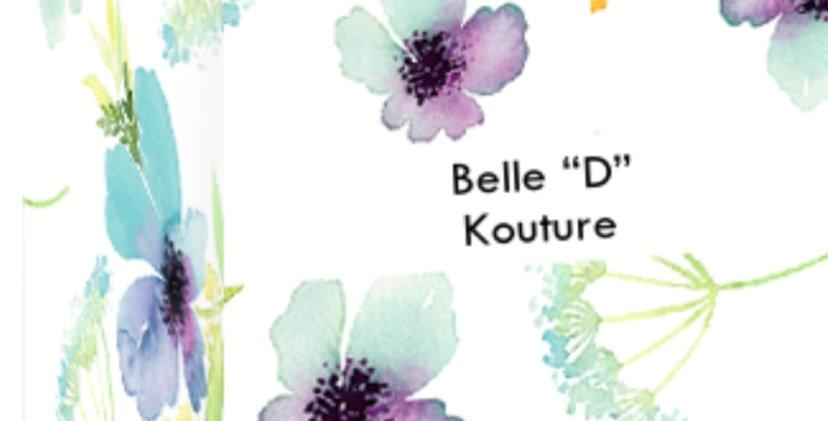 Belle D Kouture Parfum