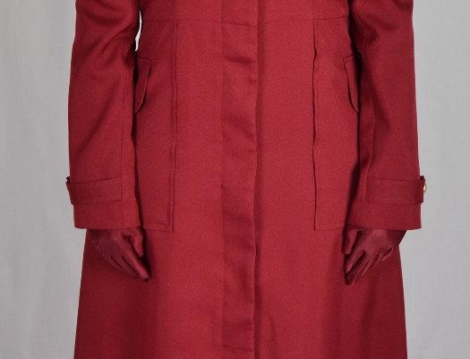 Aalijah-Long Jacket
