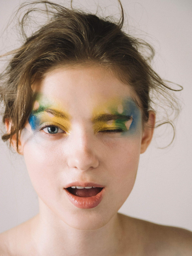 Makeup Maestro Fashion Editorial