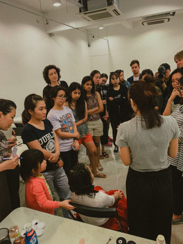 Makeup Maestro Special Effects workshop