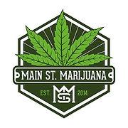 Main St. Marijuana logo