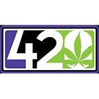 420 Carpenter logo, recreational weed store in Thurston County