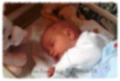 Mein Einzug auf die Neugeborenen ITS
