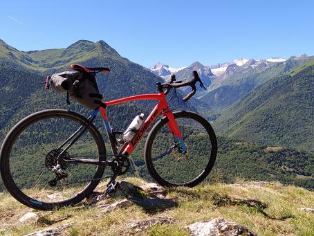 Ruta bicicleta Gravel: Vielha - Vilamos -Arres - Bossost - Es Bordes - Vielha.