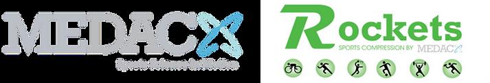Medac & Rockets logo