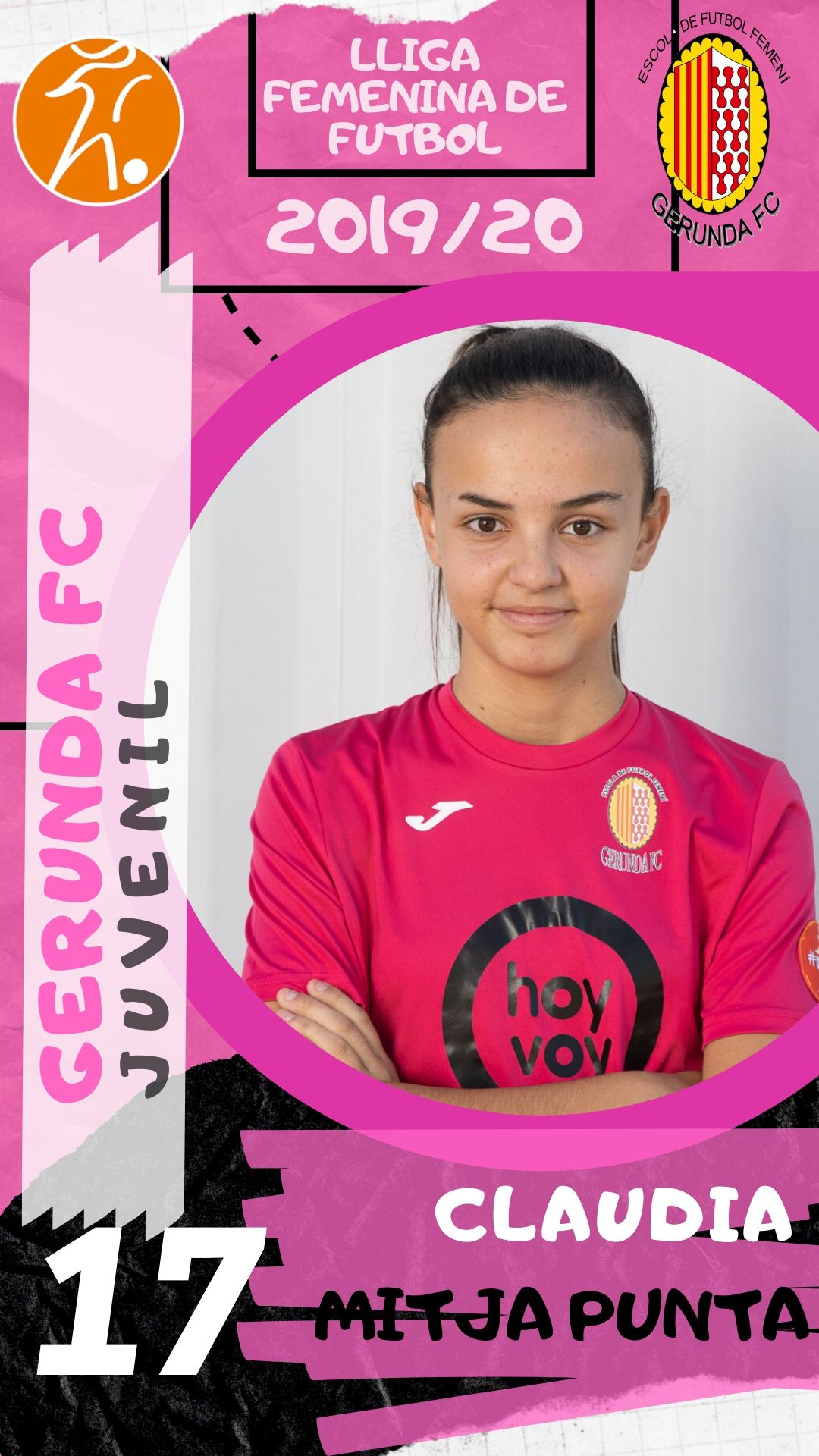 17 Claudia