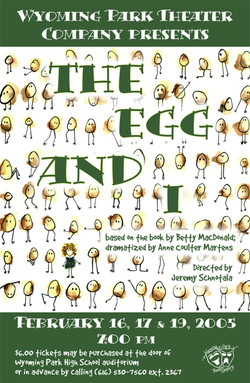 THE EGG & I: IN THE NEWS