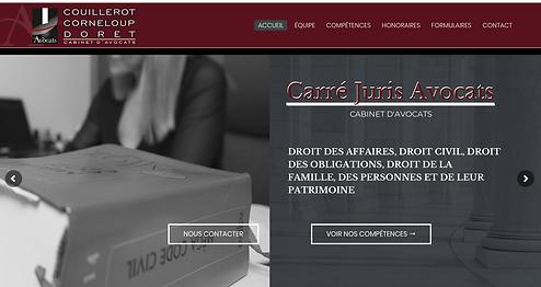 Carré Juris Avocat | Communik&Vos