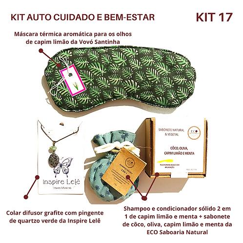 KIT AUTO CUIDADO E BEM-ESTAR 17