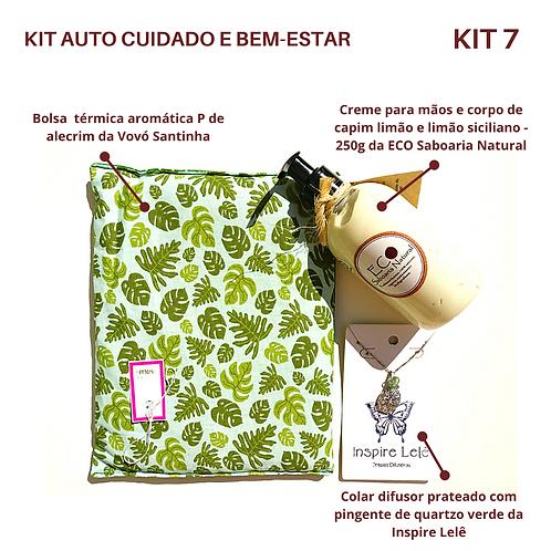 KIT AUTO CUIDADO E BEM-ESTAR 7