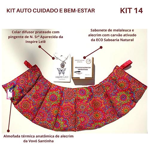 KIT AUTO CUIDADO E BEM-ESTAR 14