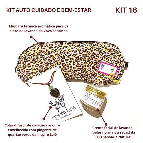 KIT AUTO CUIDADO E BEM-ESTAR 16
