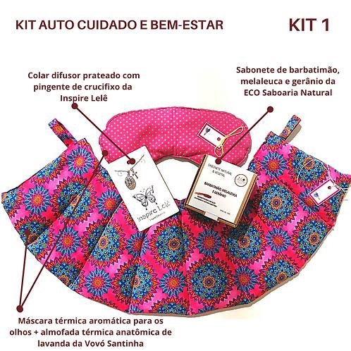 KIT AUTO CUIDADO E BEM-ESTAR 1