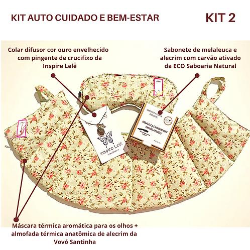 KIT AUTO CUIDADO E BEM-ESTAR 2