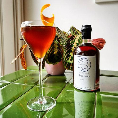 Bottled Manhattan - 7 Servings