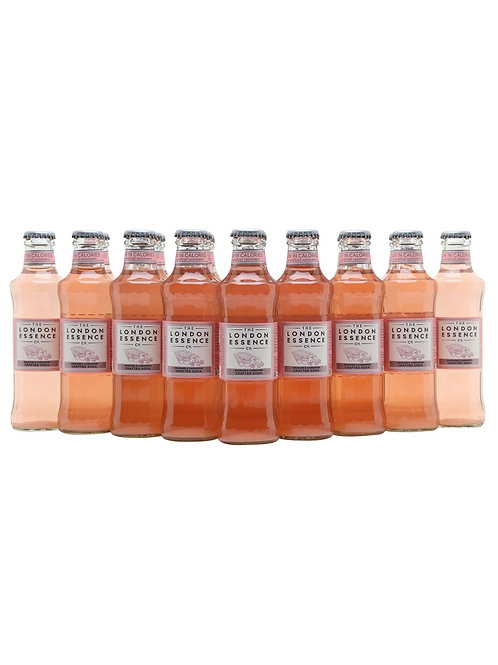 London Essence Sodas - Rhubarb & Cardamom Soda