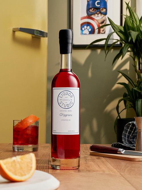 Bottled Negroni - 7 Servings