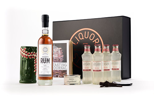 The Spiced Rum Lovers Gift Box