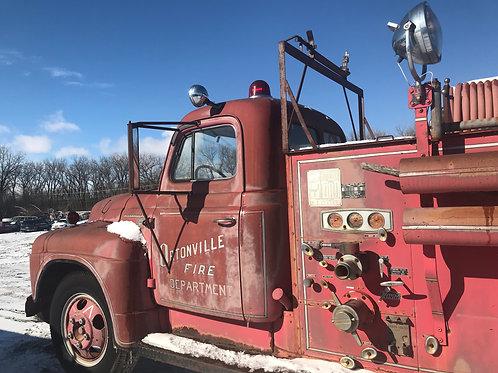 1953 International FireTruck