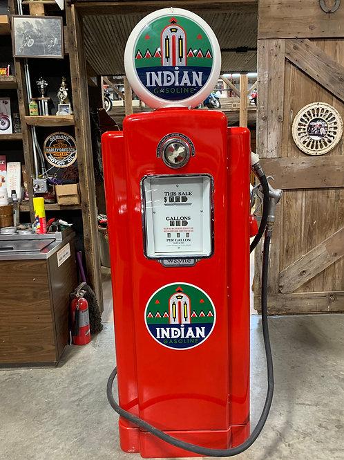 Wayne/Indian Gas Pump