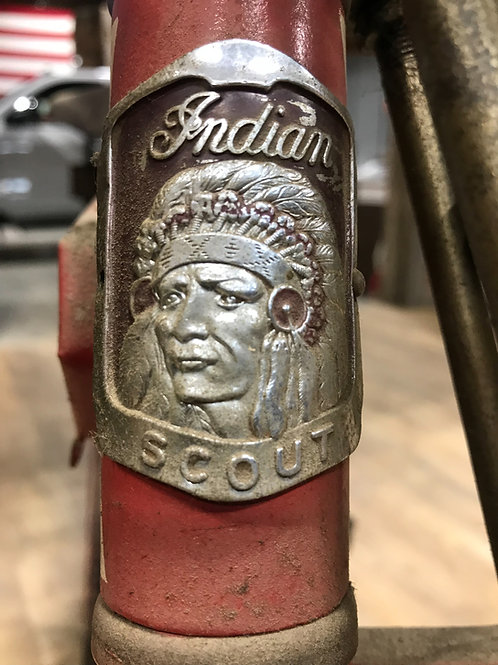 Indian Bicyce