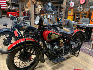 1937 INDIAN FOUR IS FOR SALE NOW ON EBAY.  RESERVED AT $62,000.00