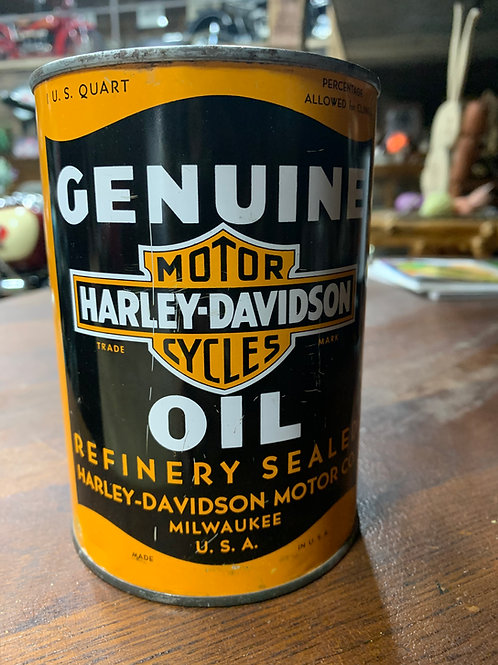 Genuine HD Oil
