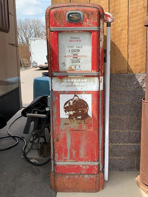 Gilbarco 96B 1940's Gas Pump