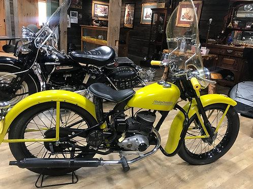 1954 HD 165S Anniversary Bike