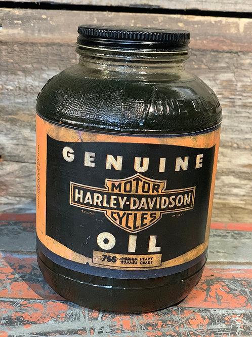Genuine HD Motor Oil