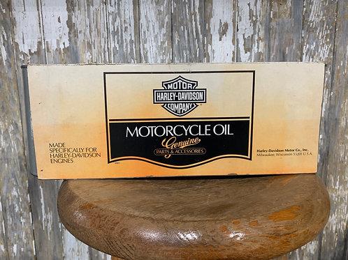 HD Motor Oil Can Set