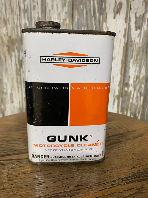 Gunk Motorcycle Cleaner can/full