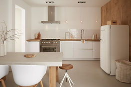 02_ Moderne keuken Pure Basic - Greeploo