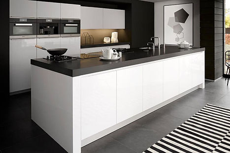 07_ Moderne Keuken Geo Graphic - Greeplo