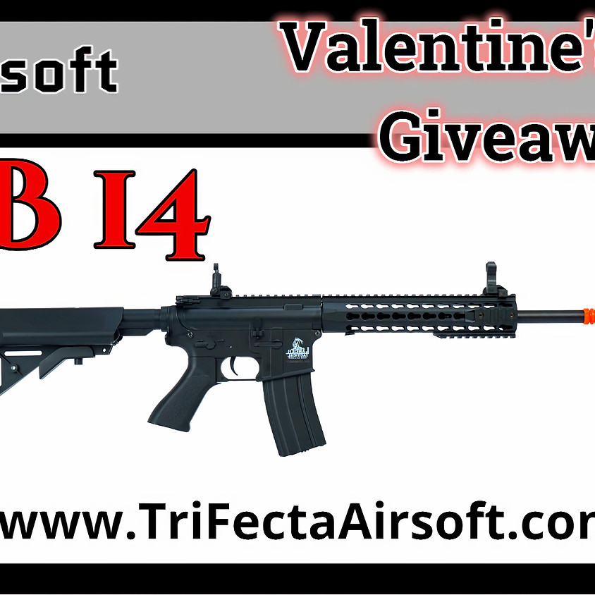 Trifecta Airsoft Valentine's Day Giveaway