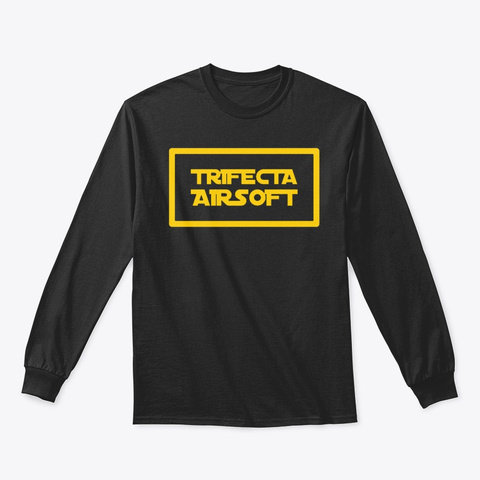 TriFecta Airsoft Long Sleeve Tee - Classic