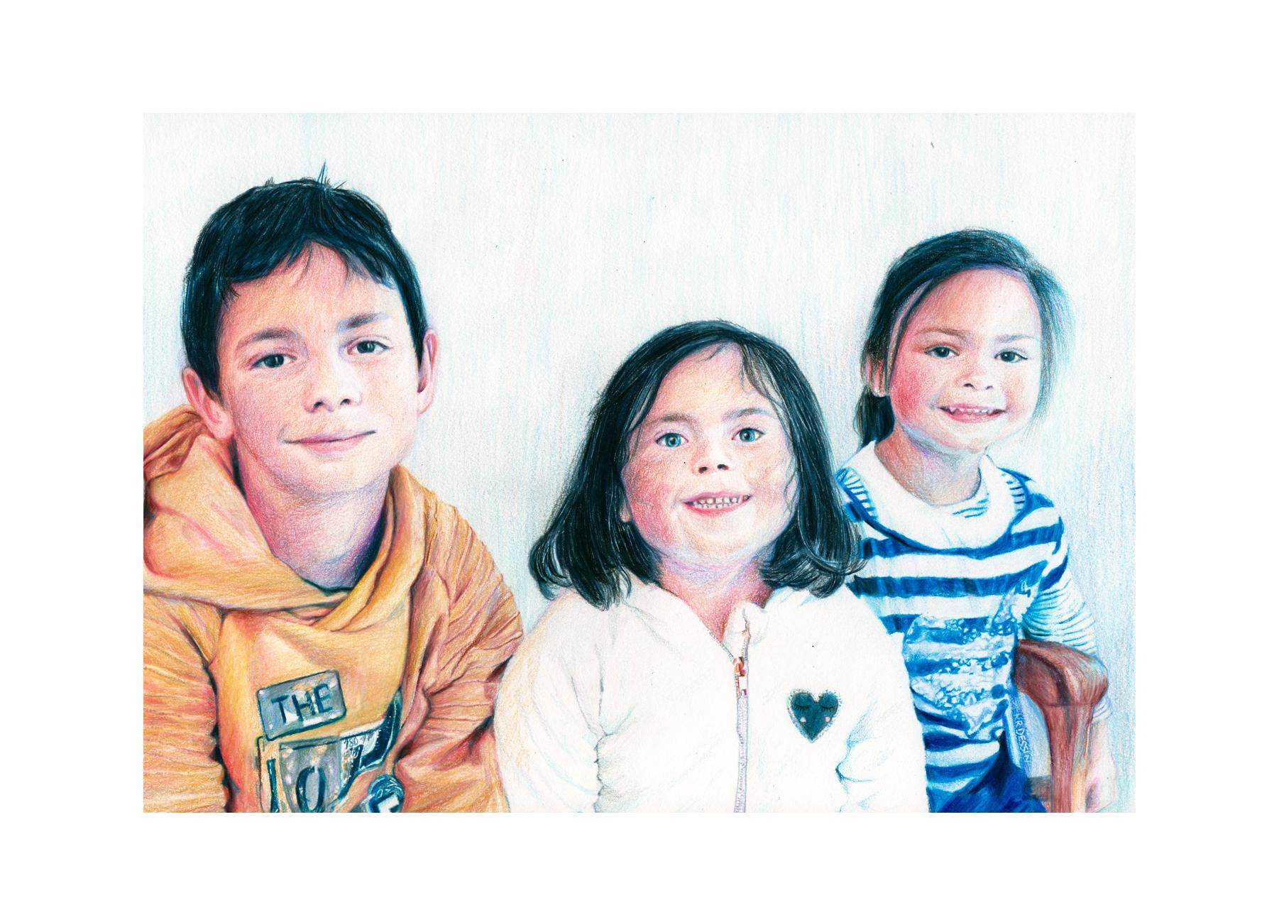 Joli trio