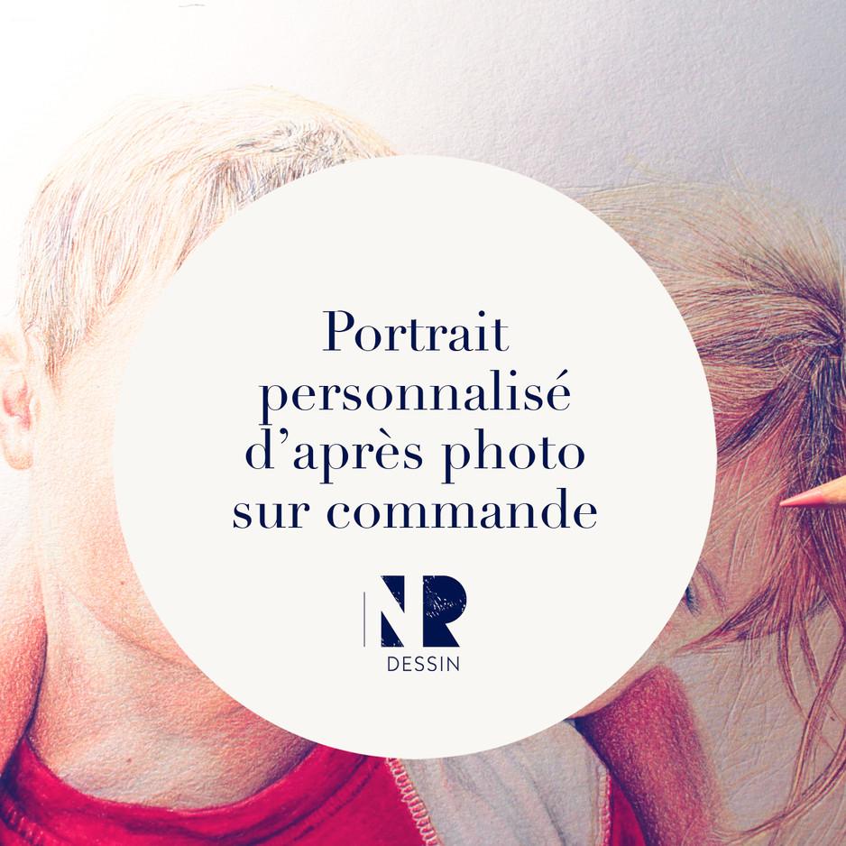 Portrait personnalisé