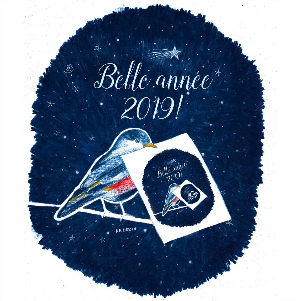 Bonne année! | NR | 2019